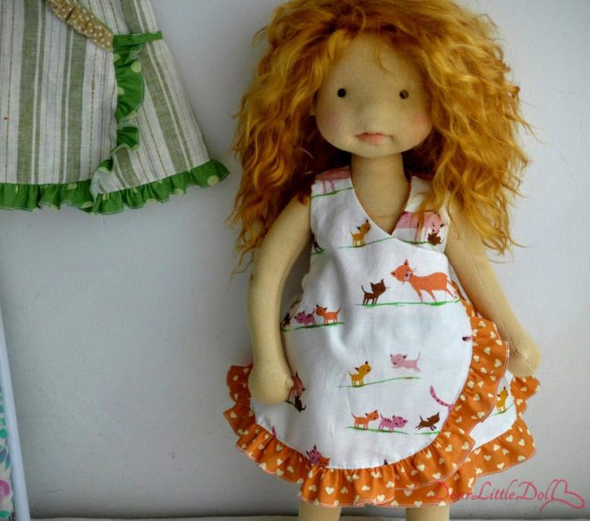Waldorf doll dress and bloomers4
