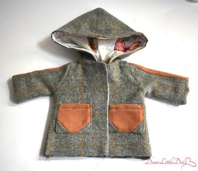 Waldorf doll clothing coat3