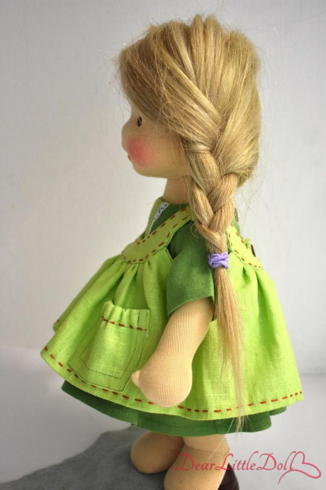 Doll pattern and tutorial 4