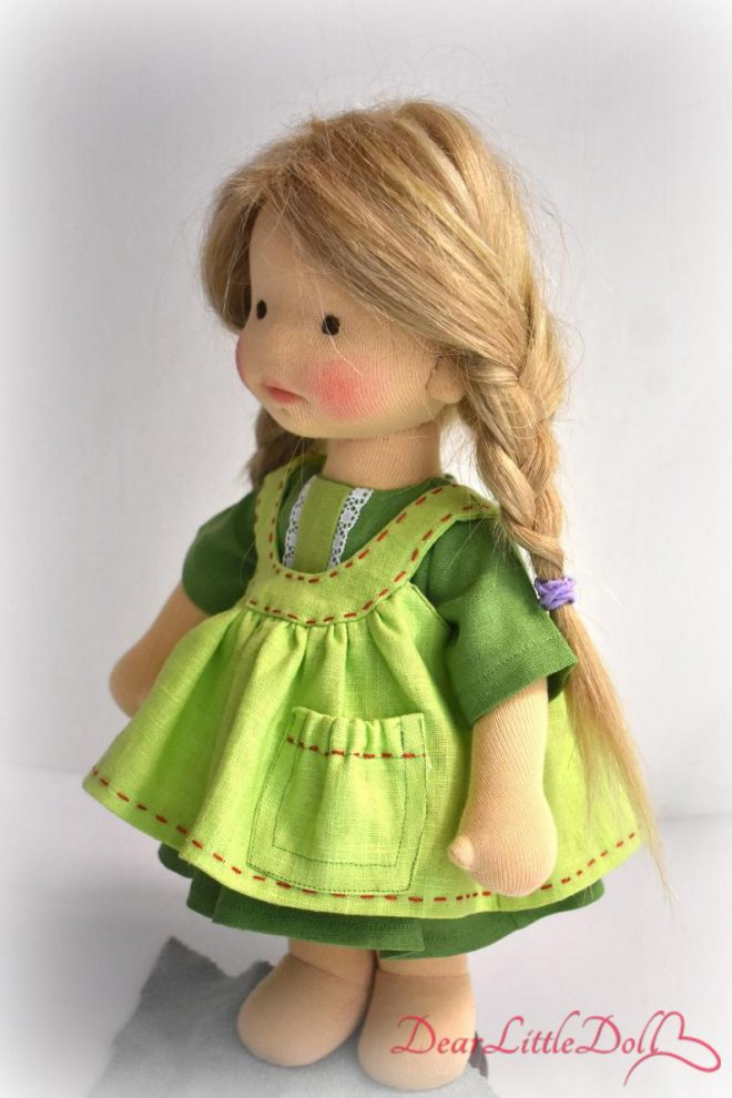 Doll pattern and tutorial 5