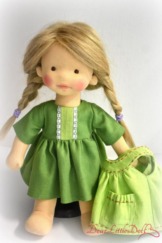 Doll pattern and tutorial 6