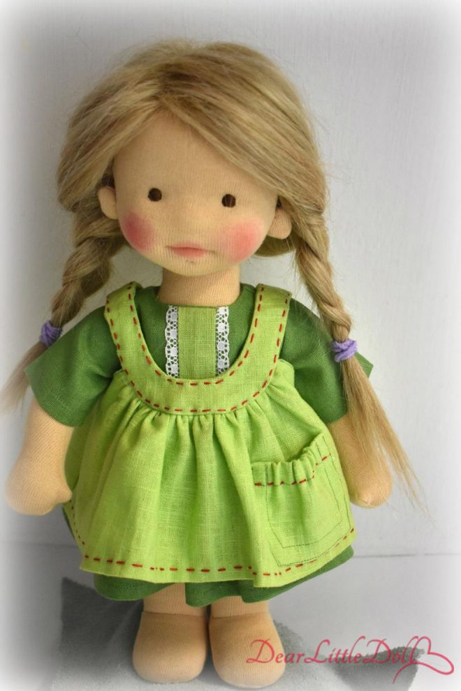 Doll pattern and tutorial 7