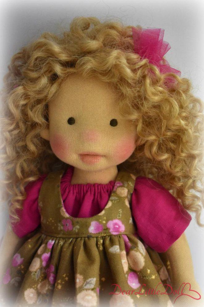 Waldorf doll body and clothing4