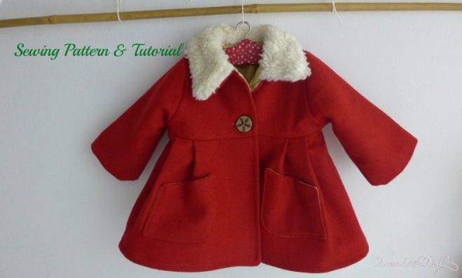 Waldorf doll red coat5